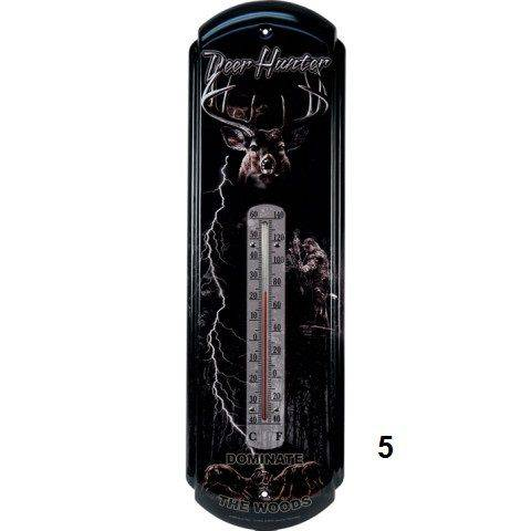 "Thermometer "" Deer hunter """