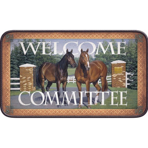 "Deurmat "" Welcome commitee """