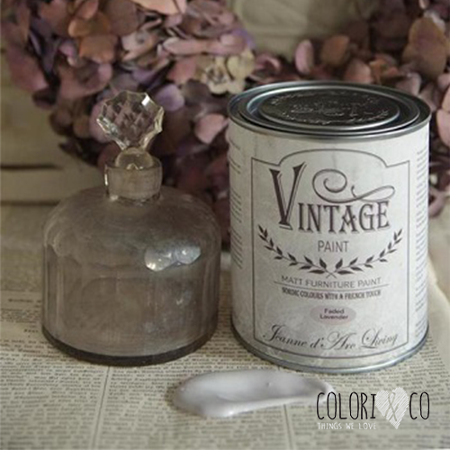 Vintage Paint Krijtverf Faded Lavender
