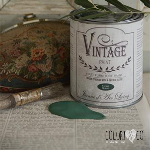 Vintage Paint Krijtverf Forest Green