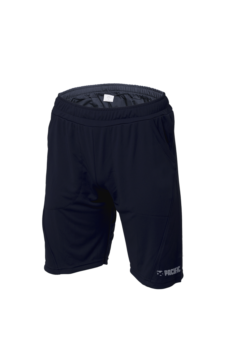 Pacific Short - Navy -Lime F343