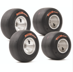 Maxxis Victor set 4.5/7.10