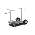 OTK kart trolley chrome