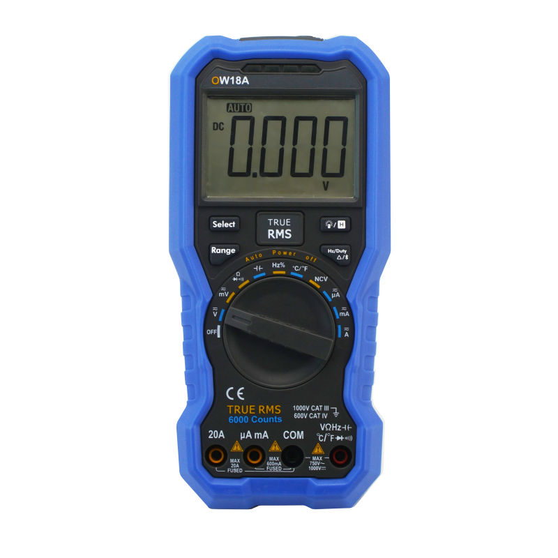 OWON OW18A 3 5/6 Smart Digital Multimeter