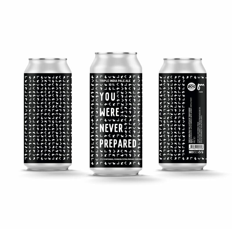 White Dog & Floem - COLLAB: YOU WERE NEVER PREPARED