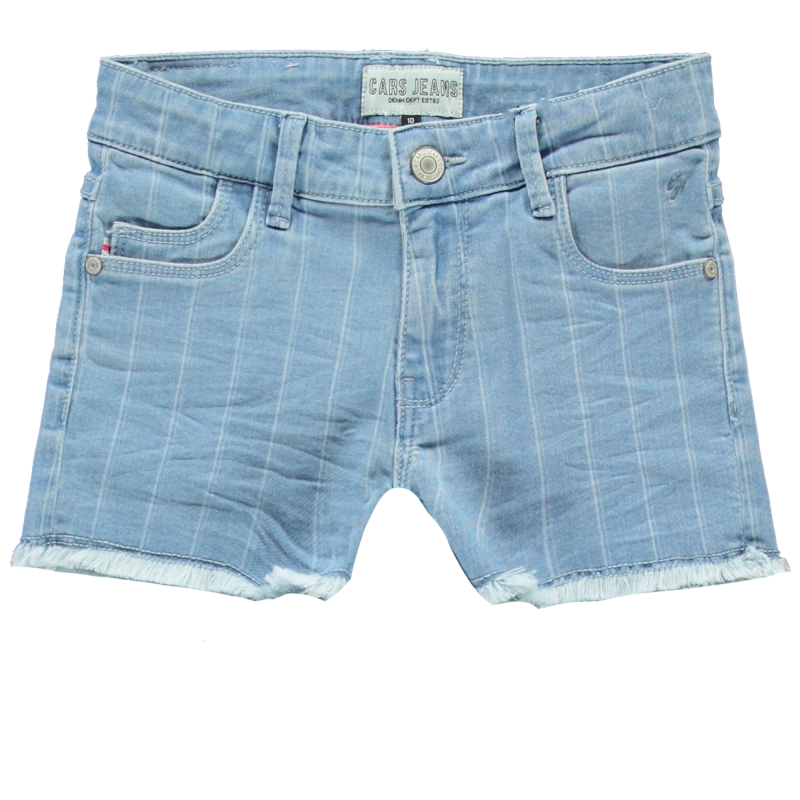 Cars Jeans jeans short Moon Bleach Used