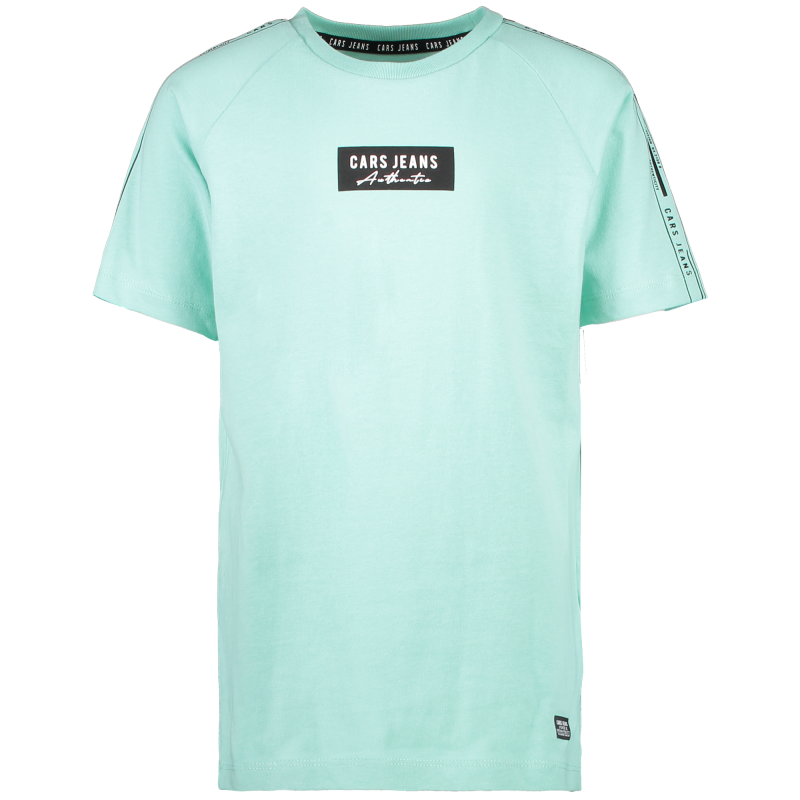 Cars Jeans t-shirt Yells Pale Green