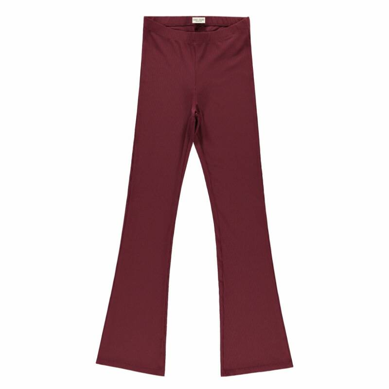 Cars Jeans flair pants Zuma Rusty Red