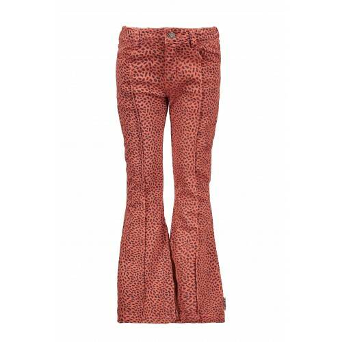 B Nosy broek Flaired Pants Dots