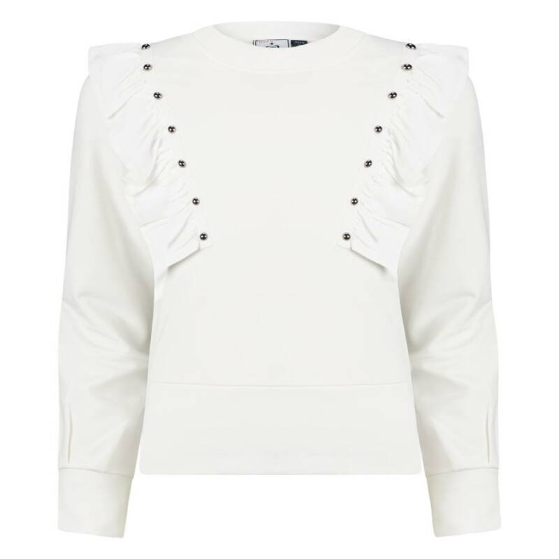 Retour Jeans sweater Betty Off White