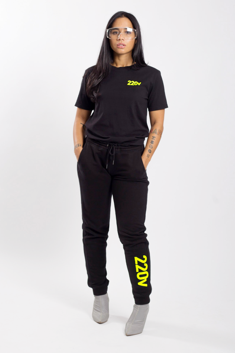 220V HIGH VOLTAGE sweatsuit