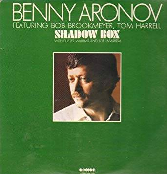 Benny Aronov ‎– Shadow Box