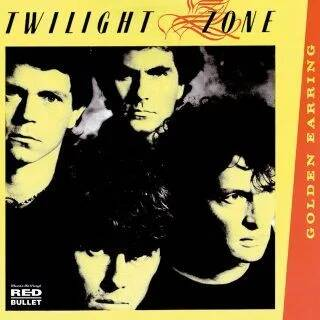 Golden Earring -  Twilight Zone / When The Lady Smiles