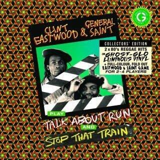 Clint Eastwood & General Saint STOP THAT TRAIN/TALK ABOUT RUN