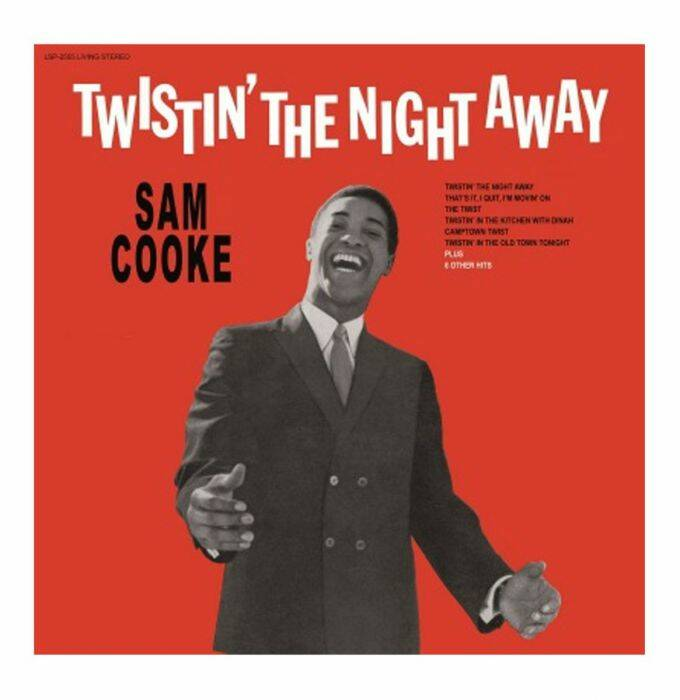 Cooke, Sam - Twistin' the night away - plus 6 other hits