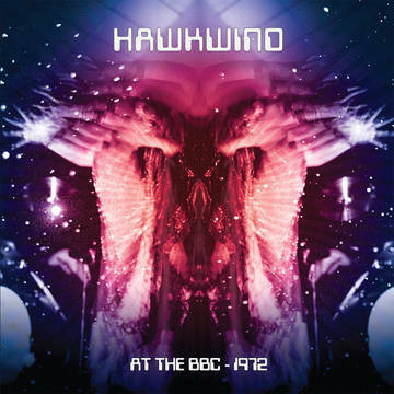 Hawkwind at The BBC 1972