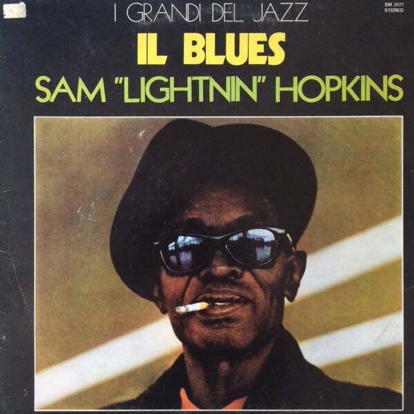 Lightnin' Hopkins, Sam - Il BLues