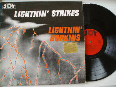 Lightnin' Hopkins - Lightnin'strikes