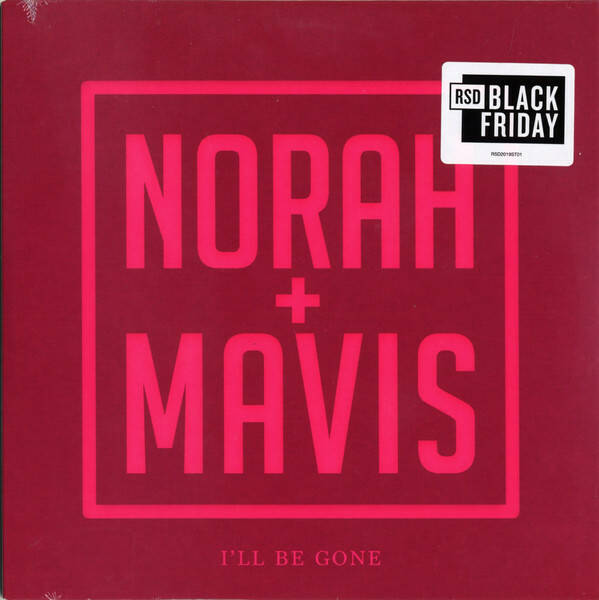 NORAH JONES I'll Be Gone, Black Friday 2019