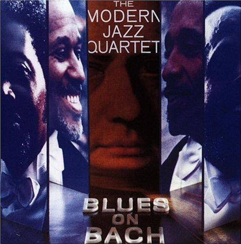 Modern Jazz Quartet, the ‎– Blues On Bach