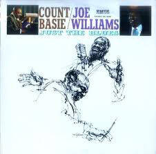 Basie, Count  / Joe Williams ‎– Just The Blues