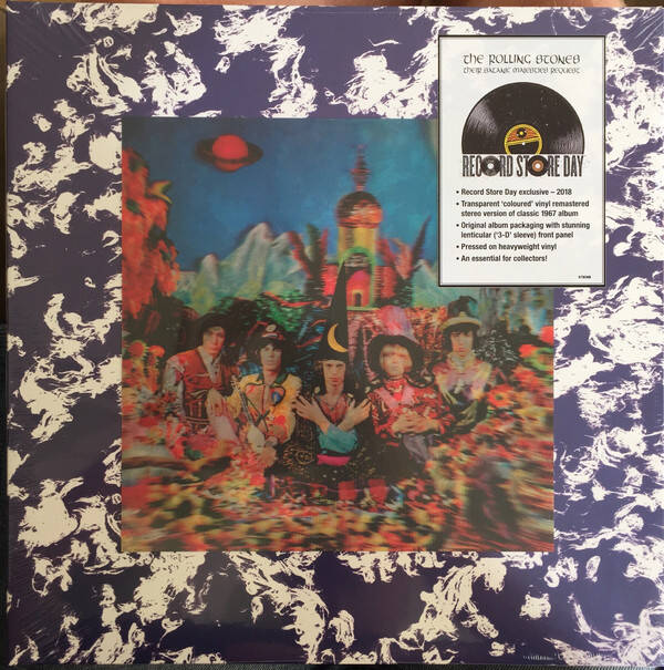 Rolling Stones, the  ‎– Their Satanic Majesties Request