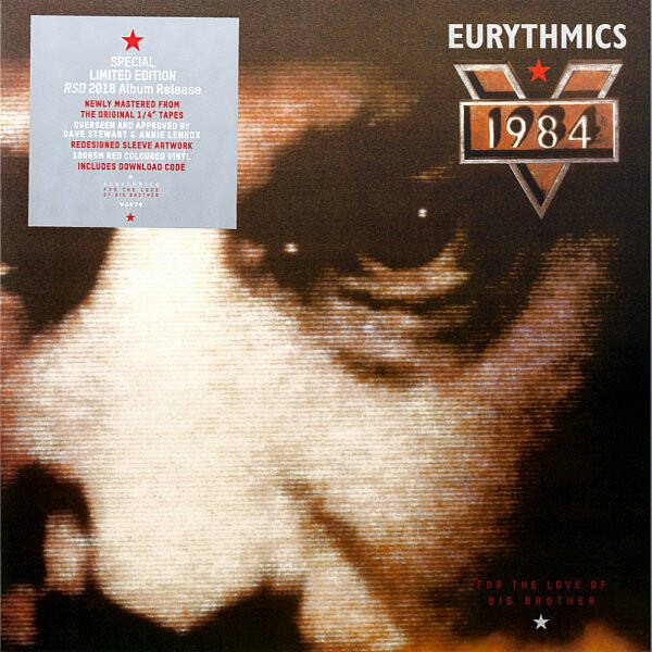 Eurythmics ‎– 1984 (For The Love Of Big Brother)