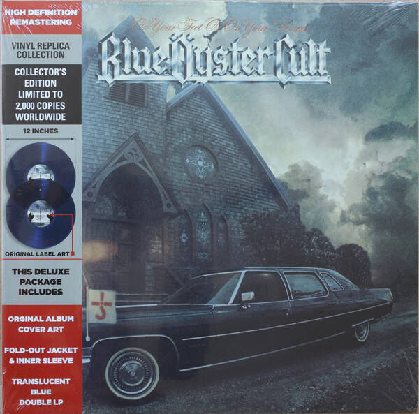 Blue Öyster Cult - On Your Feet or On Your Knees