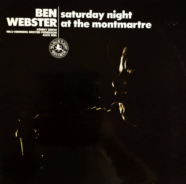 Webster, Ben ‎– Saturday Night At The Montmartre