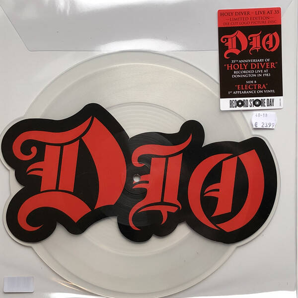 Dio – Holy Diver - Live At 35