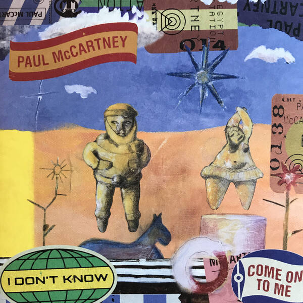 McCartney, Paul – I Don't Know / Come On To Me