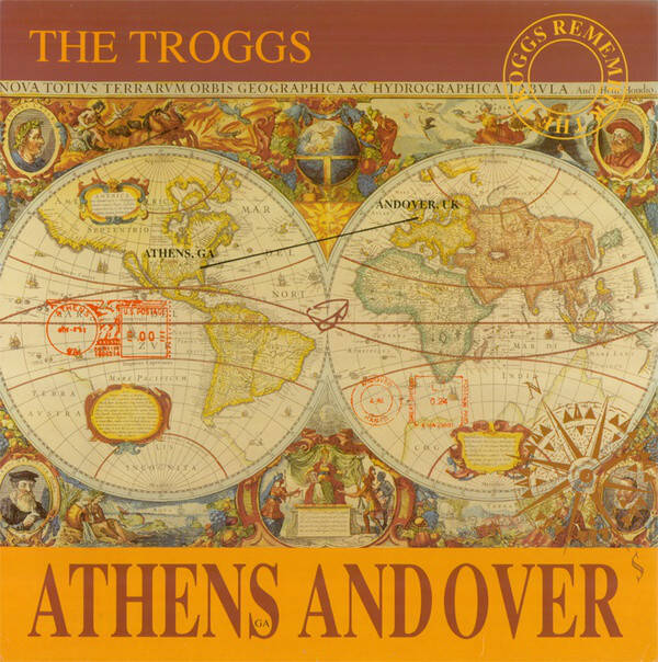 Troggs, The ‎– Athens Andover
