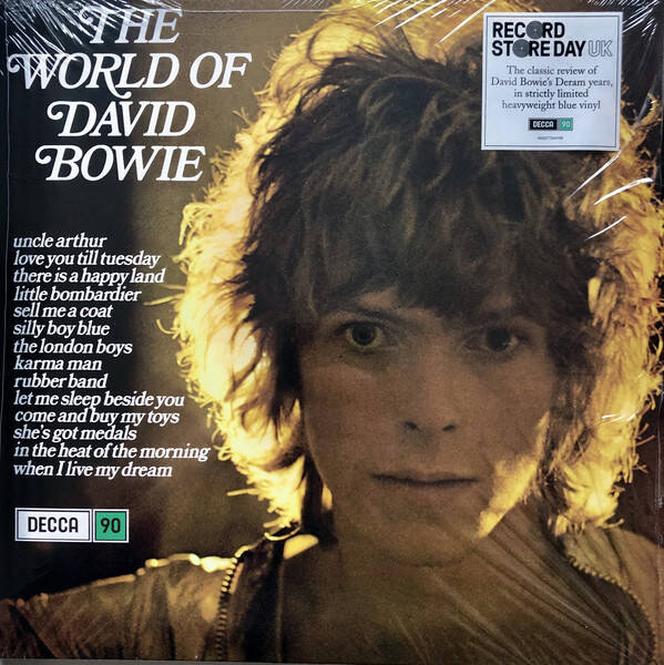 Bowie, David – The World Of David Bowie