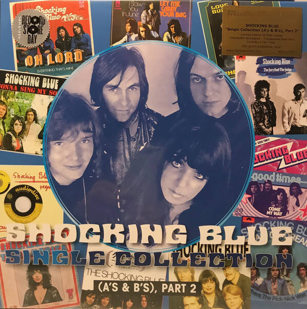 Shocking Blue ‎– Single Collection (A's & B's), Part 2