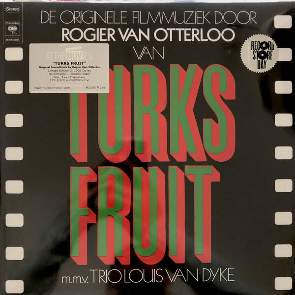 Otterloo, Rogier van  ‎– Turks Fruit