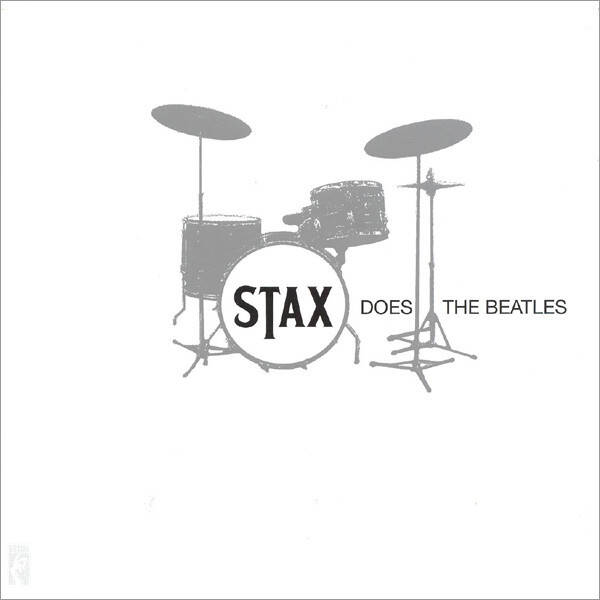 Various ‎– Stax Does The Beatles