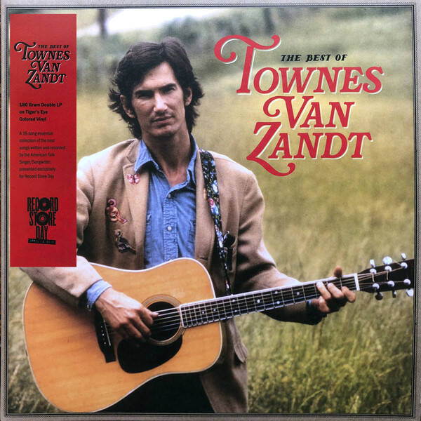 Zandt , Townes van– The Best Of Townes Van Zandt