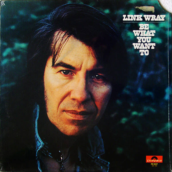Wray, Link – Be What You Want To