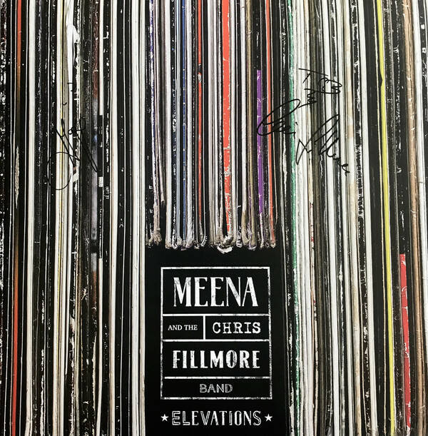 Meena and the Chris Fillmore Band - Elevations - LP