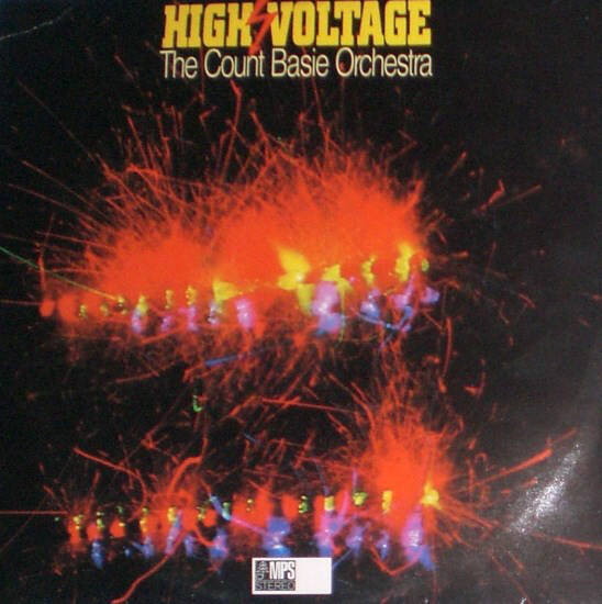 The Count Basie Orchestra – High Voltage