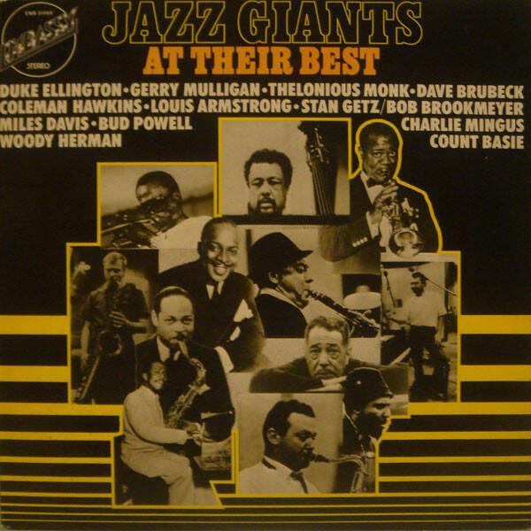 Various – Jazz Giants At Their Best