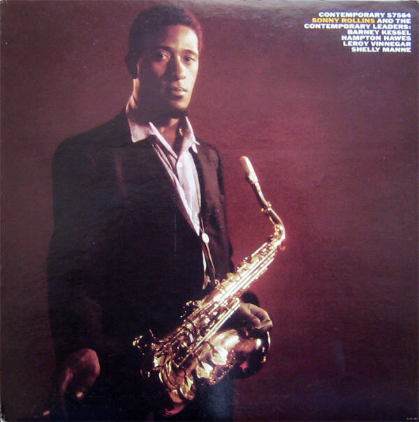 Sonny Rollins ‎– Sonny Rollins And The Contemporary Leaders
