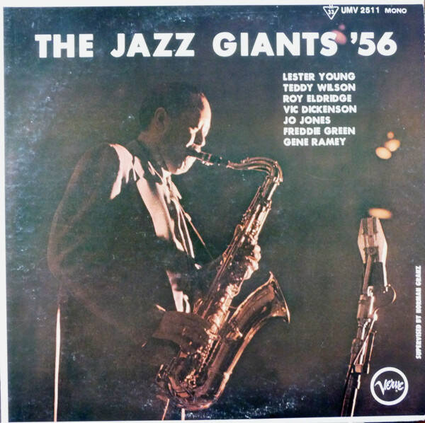 The Jazz Giants '56 ‎– The Jazz Giants '56