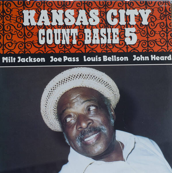 Count Basie ‎– Kansas City 5