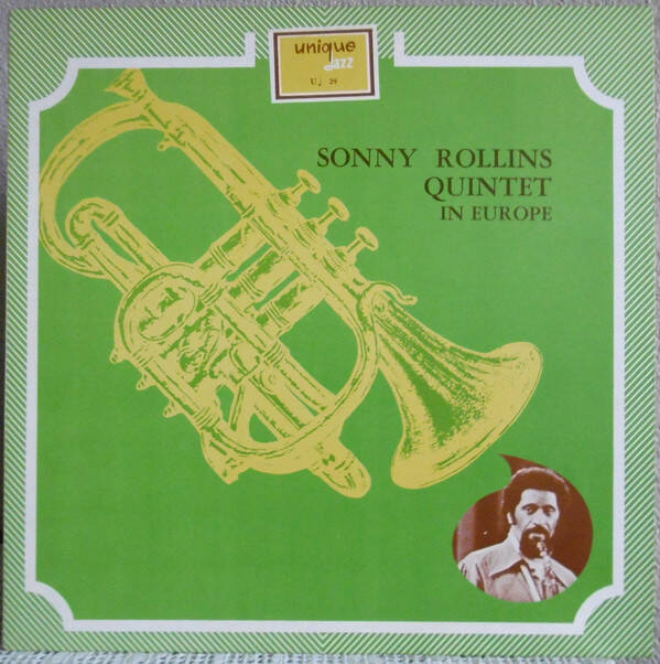 Rollins, Sonny Quintet ‎– In Europe