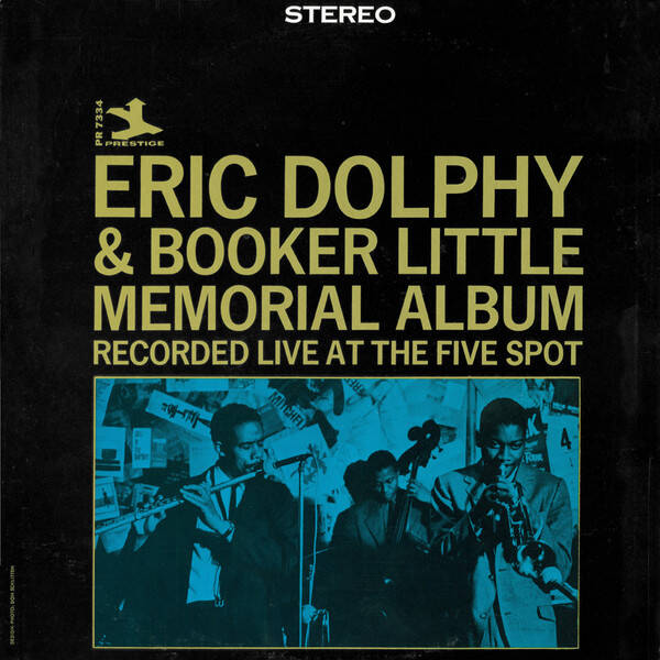 Dolphy, Eric & Booker Little – Memorial Album Recorded Live At The Five Spot