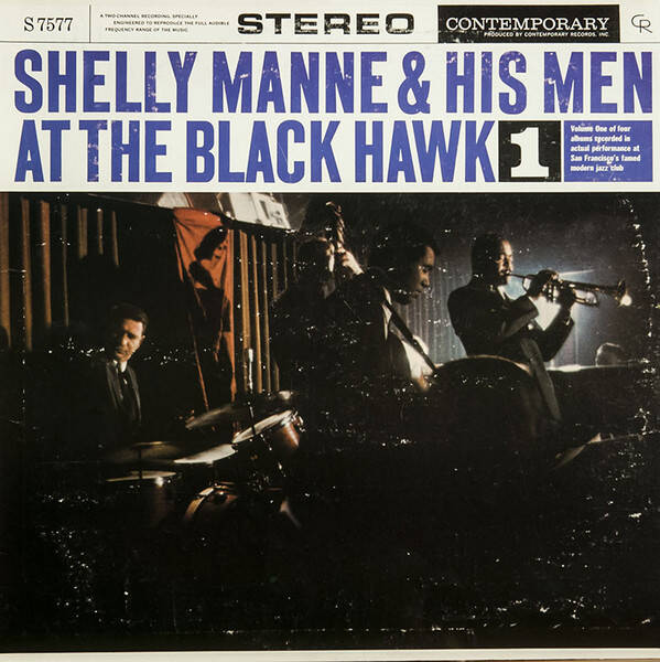 Manne. Shelly & His Men – At The Black Hawk Vol. 1
