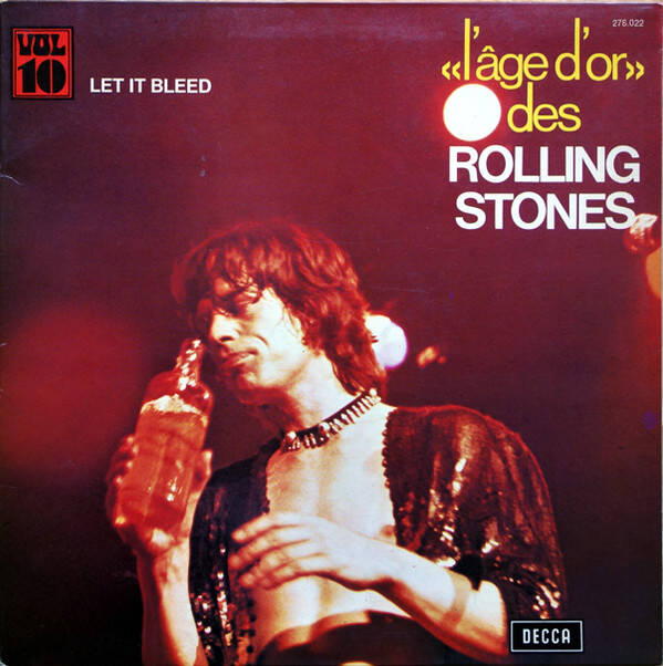 Rolling Stones, the ‎– «L'âge D'or» Des Rolling Stones - Vol 10. - Let It Bleed
