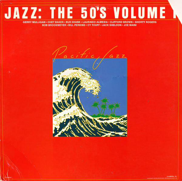 Various ‎– Jazz: The 50's Volume I