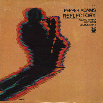 Adams, Peppers ‎– Reflectory